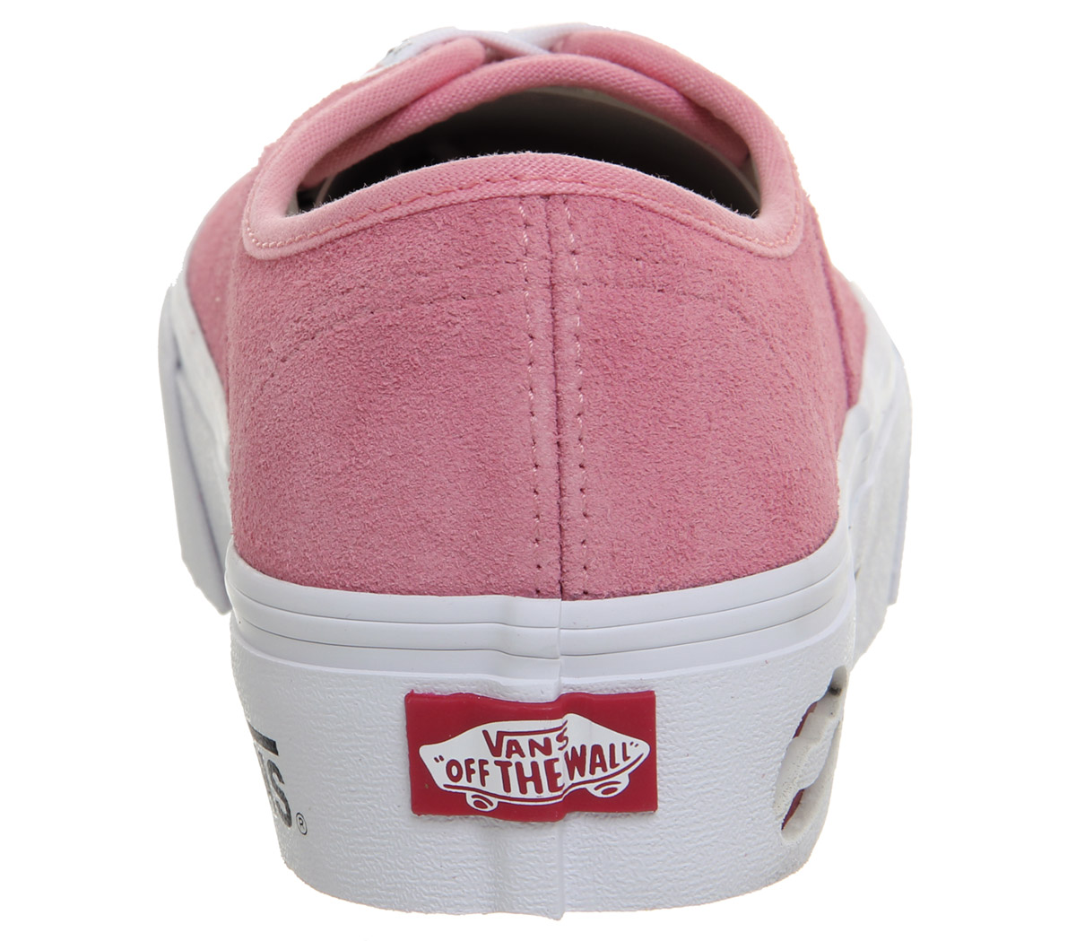 Damenschuhe Vans Authentic Platforms KMV GERANIUM PINK BLACK TRUE WEISS EXCLUSIVE Tra
