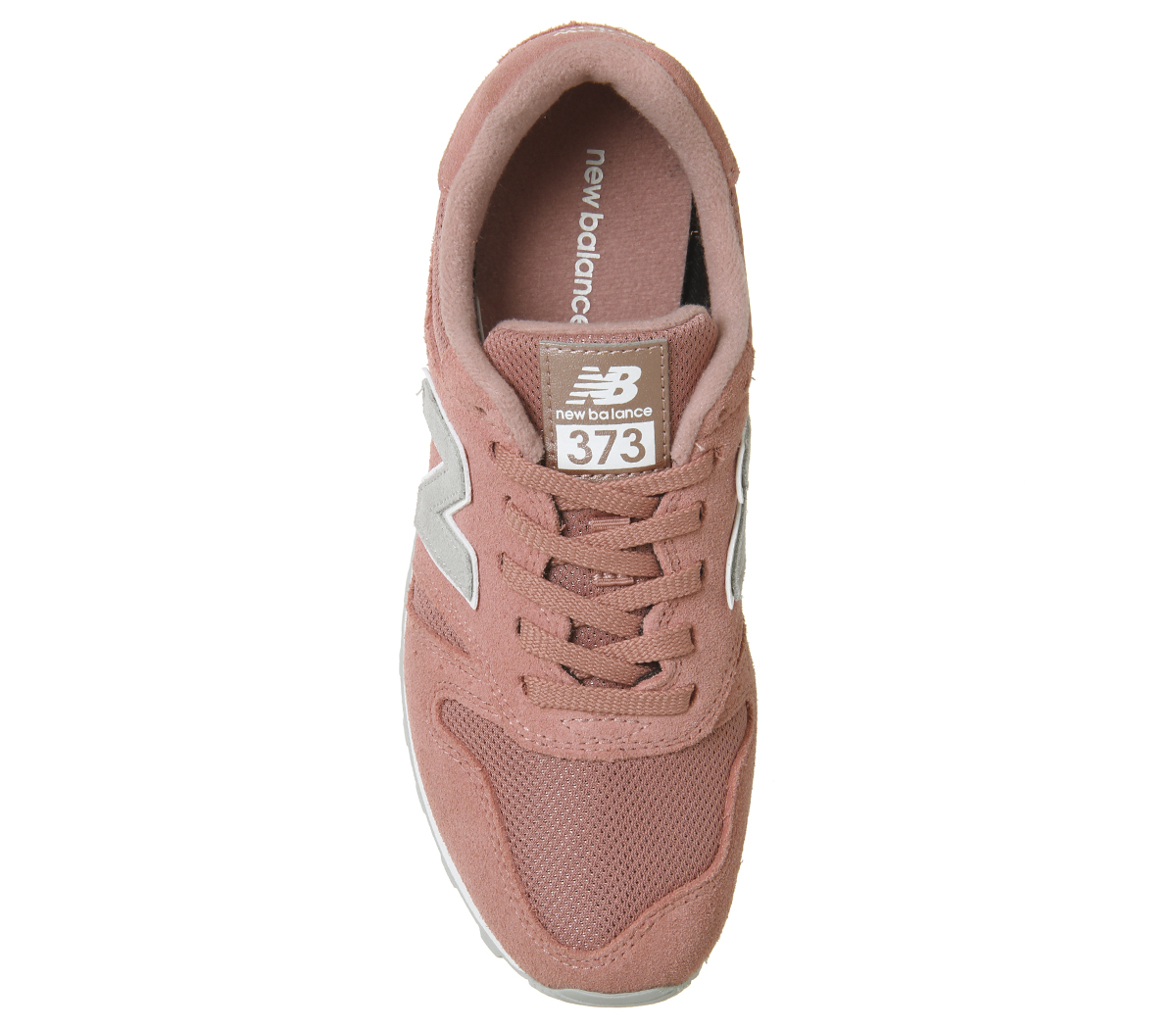Donna New Balance 373 Scarpe Sportive Dusted Color Pesca Scarpe da ... f8d4c078156
