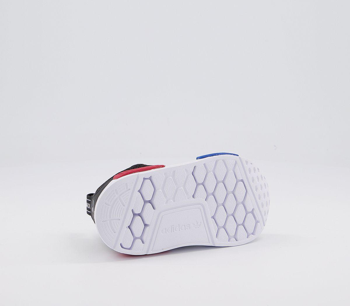 Kids-Adidas-Nmd-360-I-Infant-Trainers-Core-Black-Kids thumbnail 8