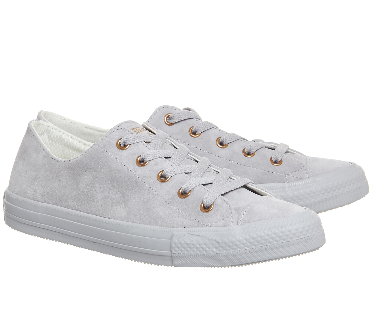 39400dae5bb6 sweden converse trainers all star hi leather 2452123057 ash grey rose gold  exclusive hers dd966 246c3  hot unisex converse cta gemma low grey ash grey  5113d ...