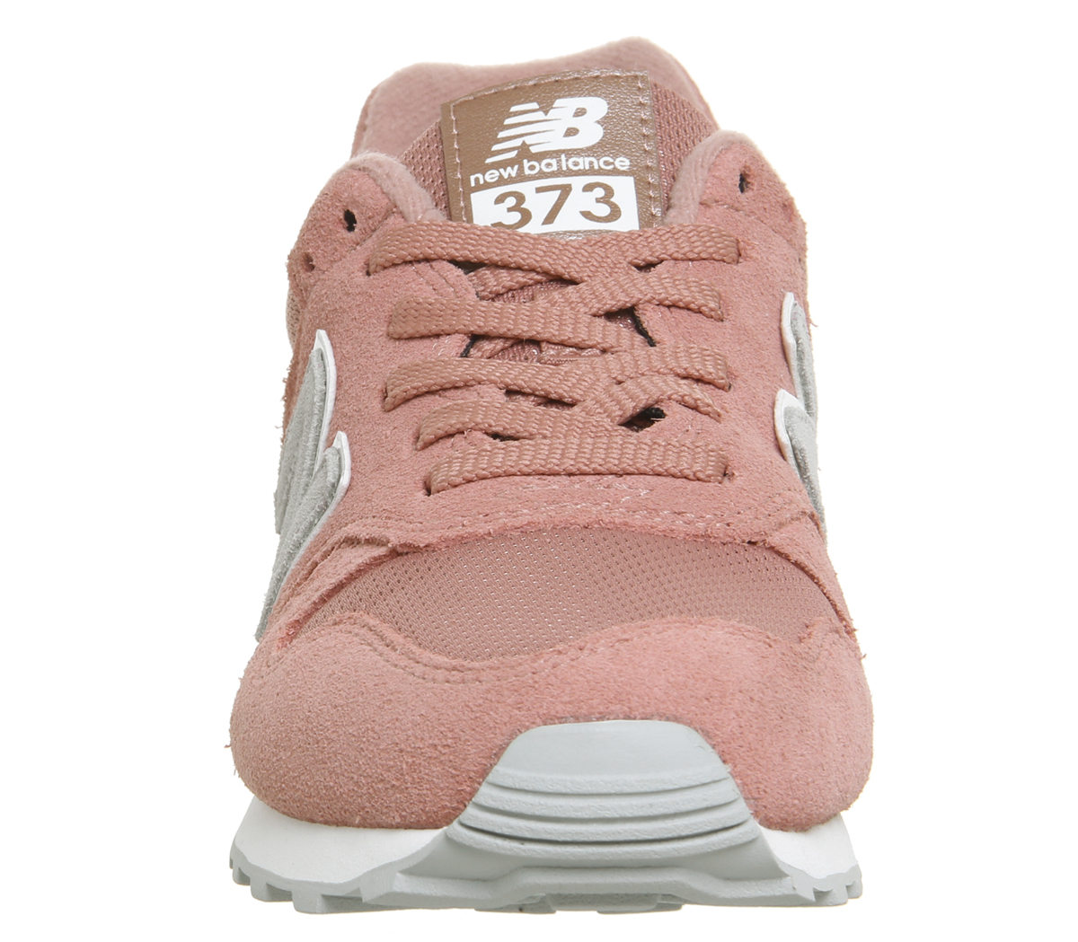 New 373 scarpe Balance Peach Trainers Dusted donna qf0pz4nf
