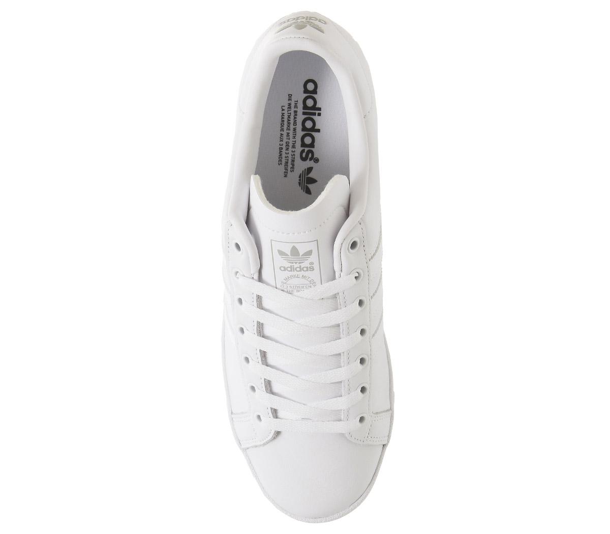 Adidas-Coast-Star-Baskets-Blanc-Baskets-Chaussures miniature 10