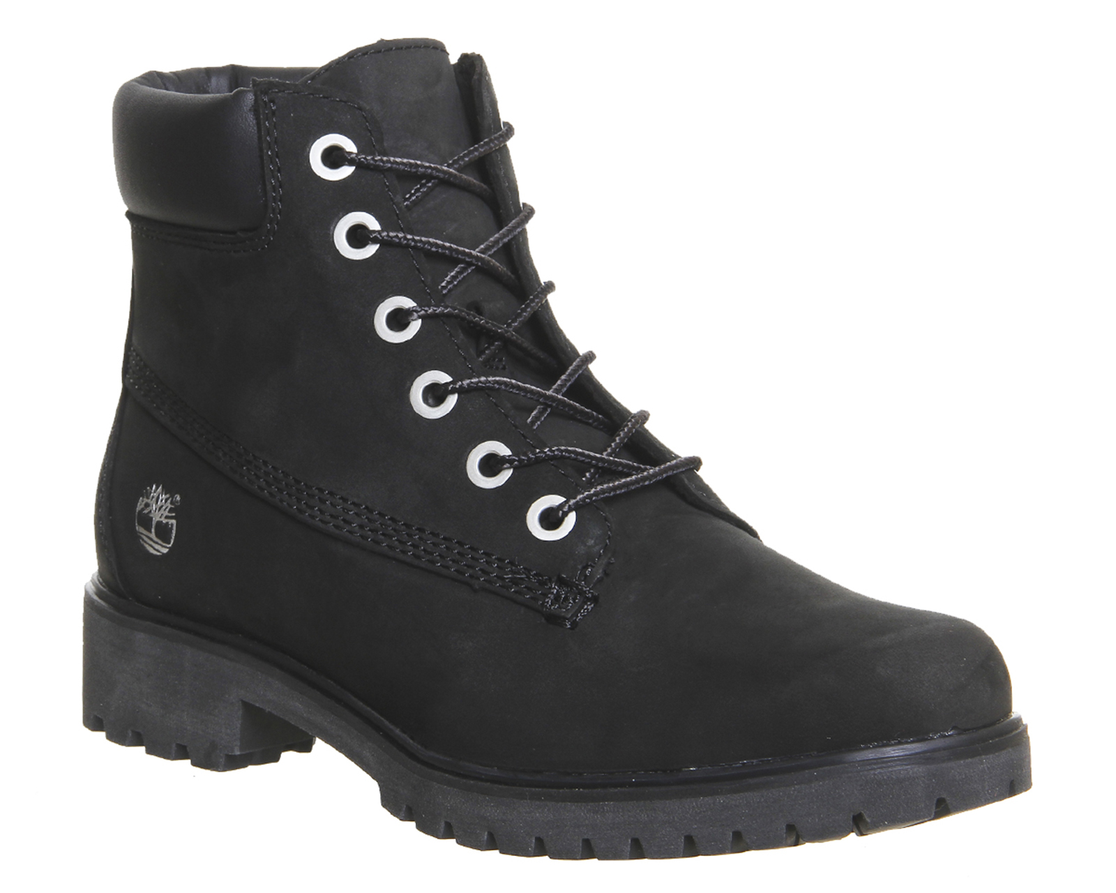 Timberland Icon 6in Premium Waterproof Women's Boots Black