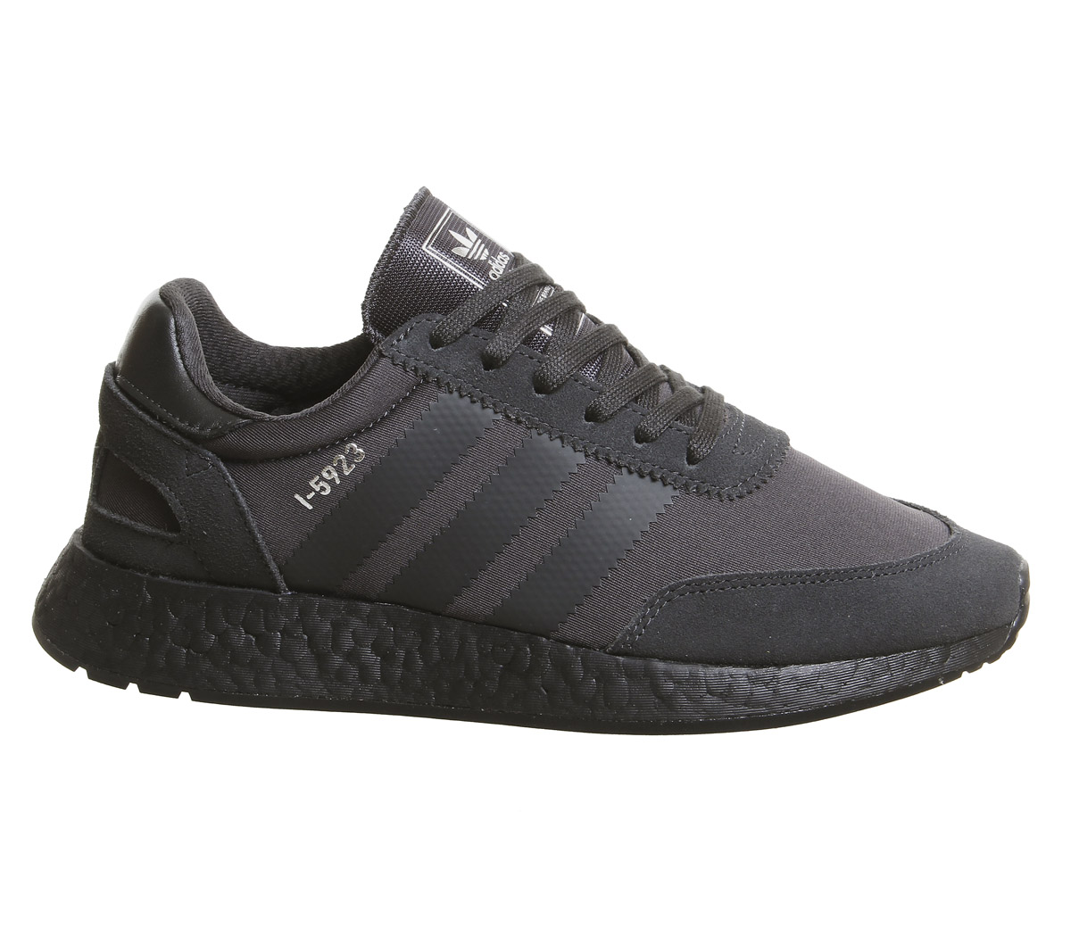 brand new ba83f 13d7f Sentinel Womens Adidas I-5923 Trainers Carbon Core Black Exclusive Trainers  Shoes