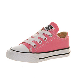 2fdeb21f702b Kids Converse All Star Low Infant Shoes Pink Kids