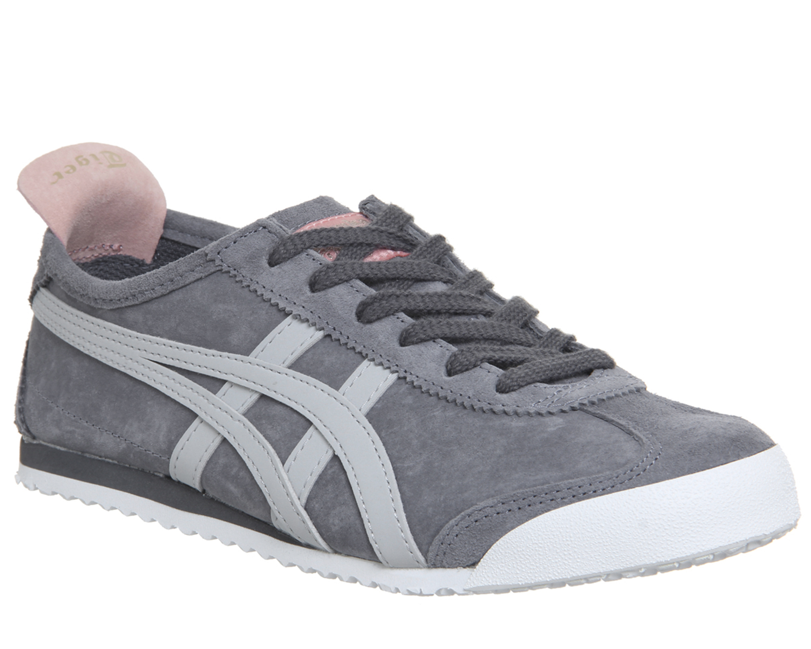 b08289b08b9a Sentinel Womens Onitsuka Tiger Mexico 66 Trainers Castlerock Highrise  Trainers Shoes