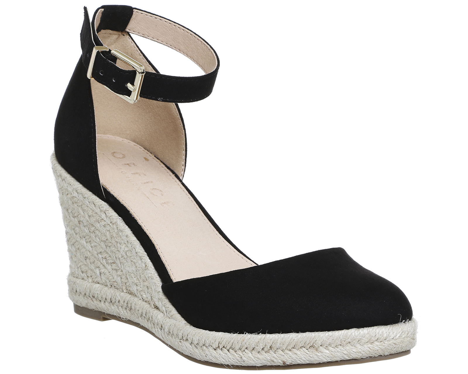 Image result for Closed toe wedges espadrilles 7daa5e6dc242
