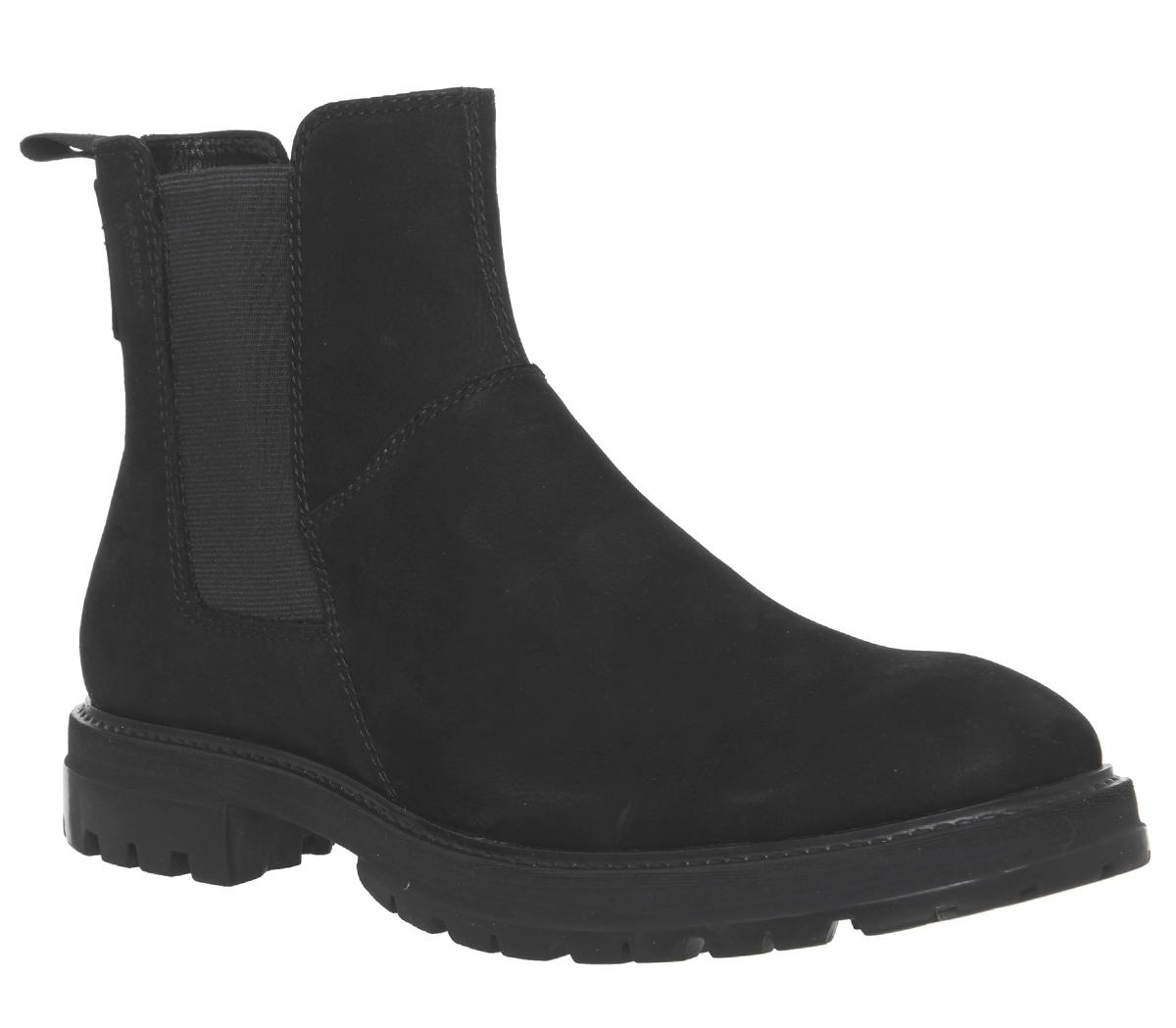 bekannte Marke beste Auswahl von 2019 am besten kaufen Details about Herren Vagabond Johnny Chelsea Stiefel Schwarz Stiefel