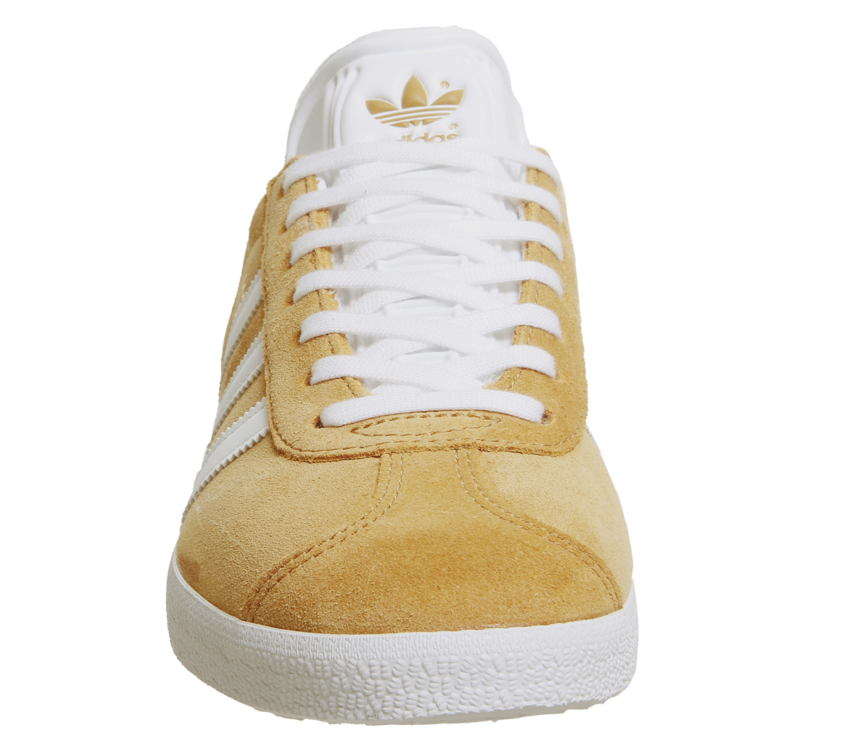 Hommes  Adidas Gazelle Trainers MESA blanc  Hommes Trainers Chaussures d79e60
