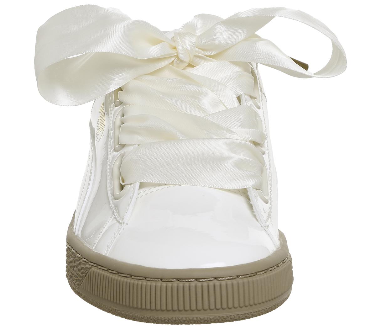Wns De Brevets Coeur Panier Rose Sneakers Puma yTsSlEc5DO