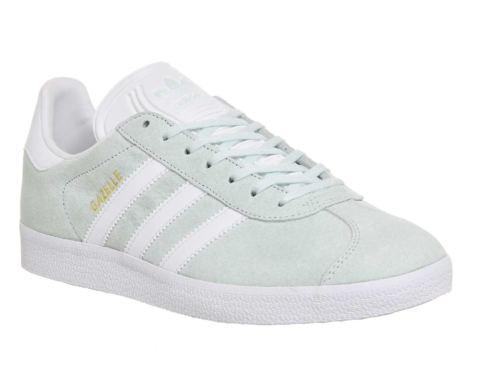 Adidas-Gazelle-ICE-MINT-WHITE-Trainers-Shoes