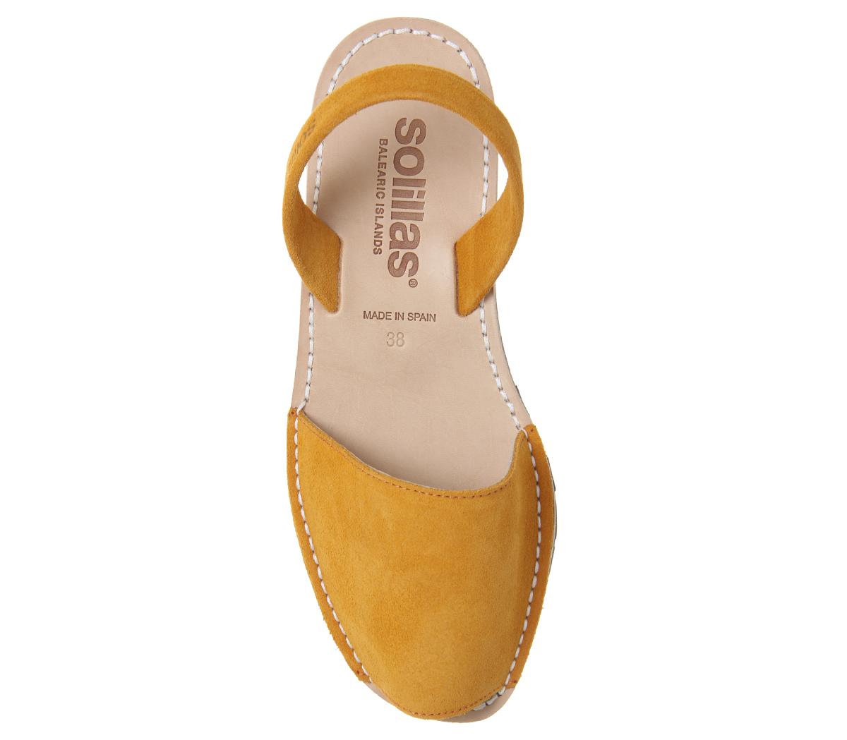 Damenschuhe Solillas Solillas Solillas Solillas Sandales MUSTARD Sandales 88998e