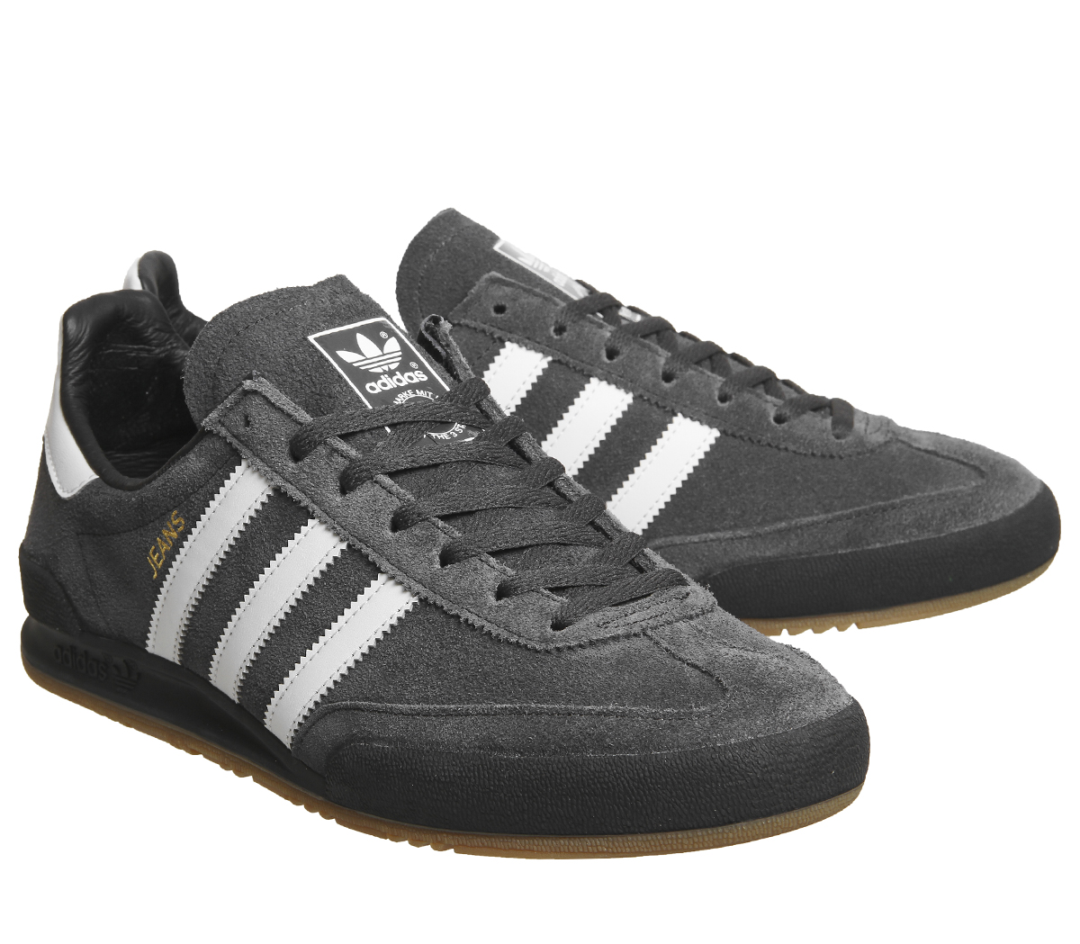 Details zu Adidas Jeans Turnschuhe Carbon Grau One Turnschuhe