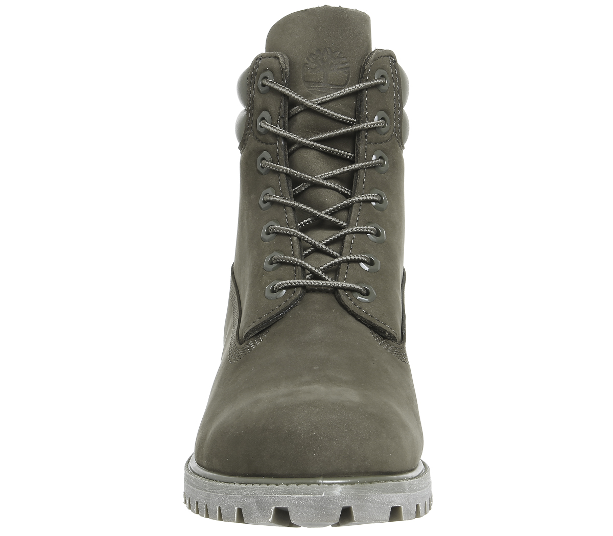 Double 6 Collar Inch stivali Uomo Olive Timberland Sq1URwncH