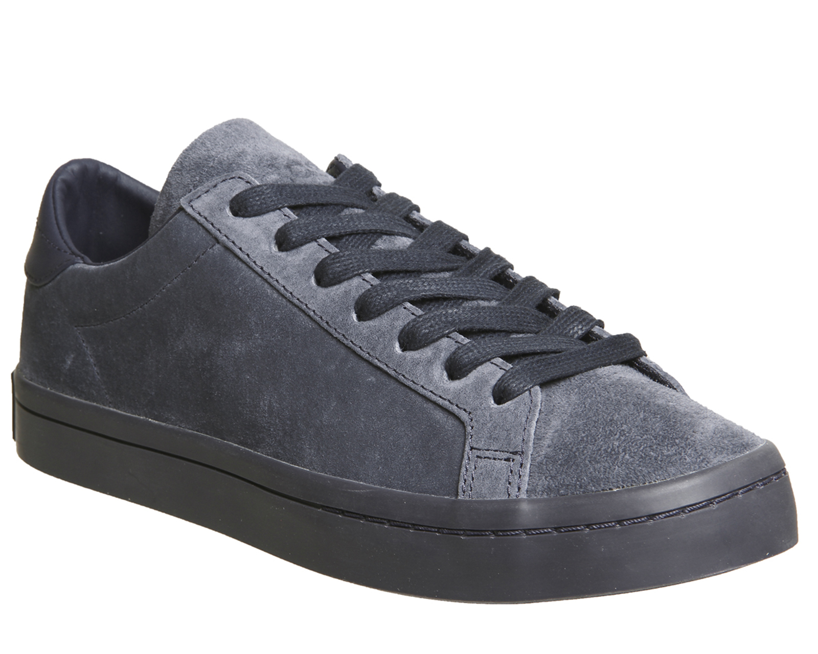SENTINEL Scarpe Adidas Court Vantage istruttori traccia blu formatori