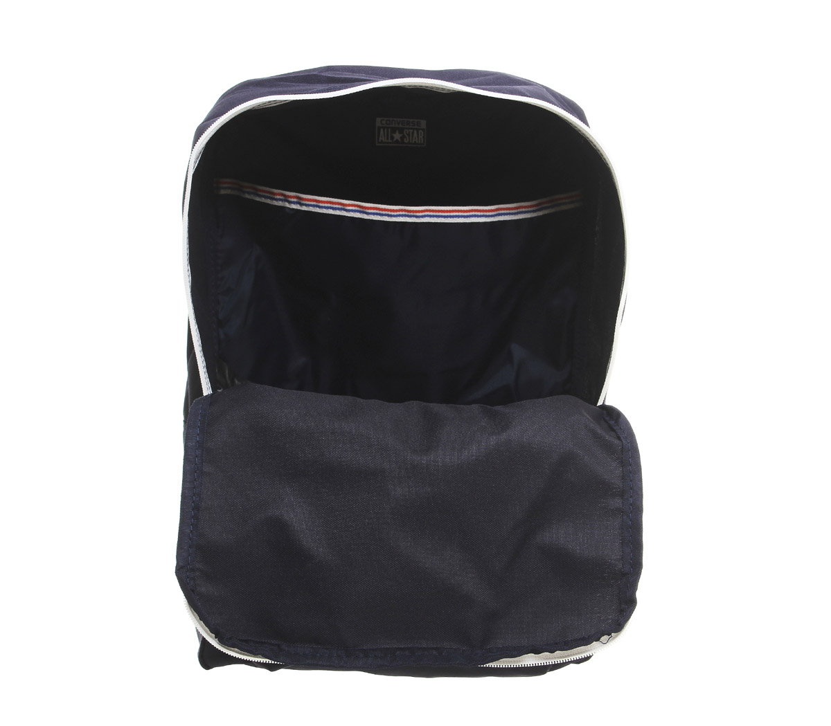4cac25da9d0b Accessories Converse Horizontal Zip Back Pack Navy Nylon Accessories ...