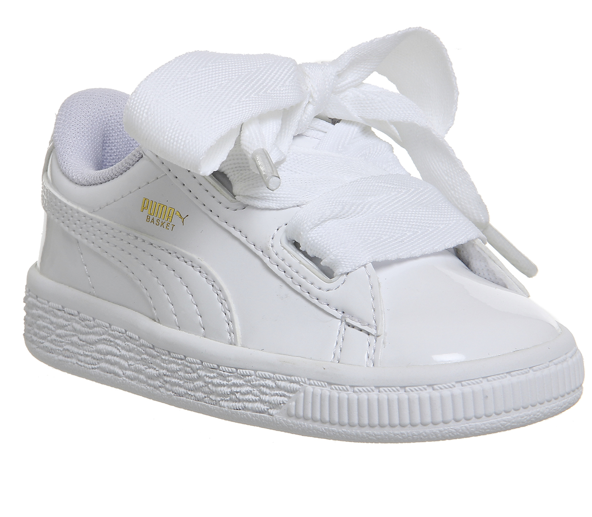 unisex puma basket heart inf wei wei patent kinder ebay. Black Bedroom Furniture Sets. Home Design Ideas