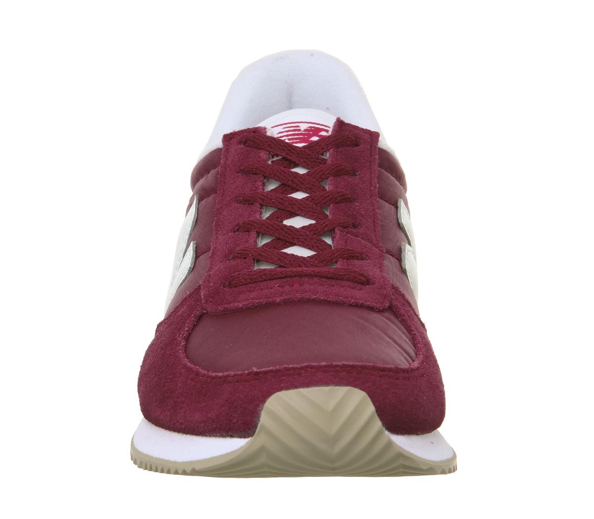 basket rouge femme new balance