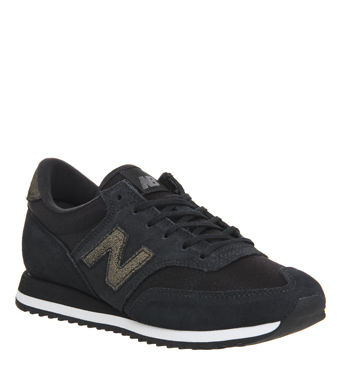 womens new balance 620 black trainers