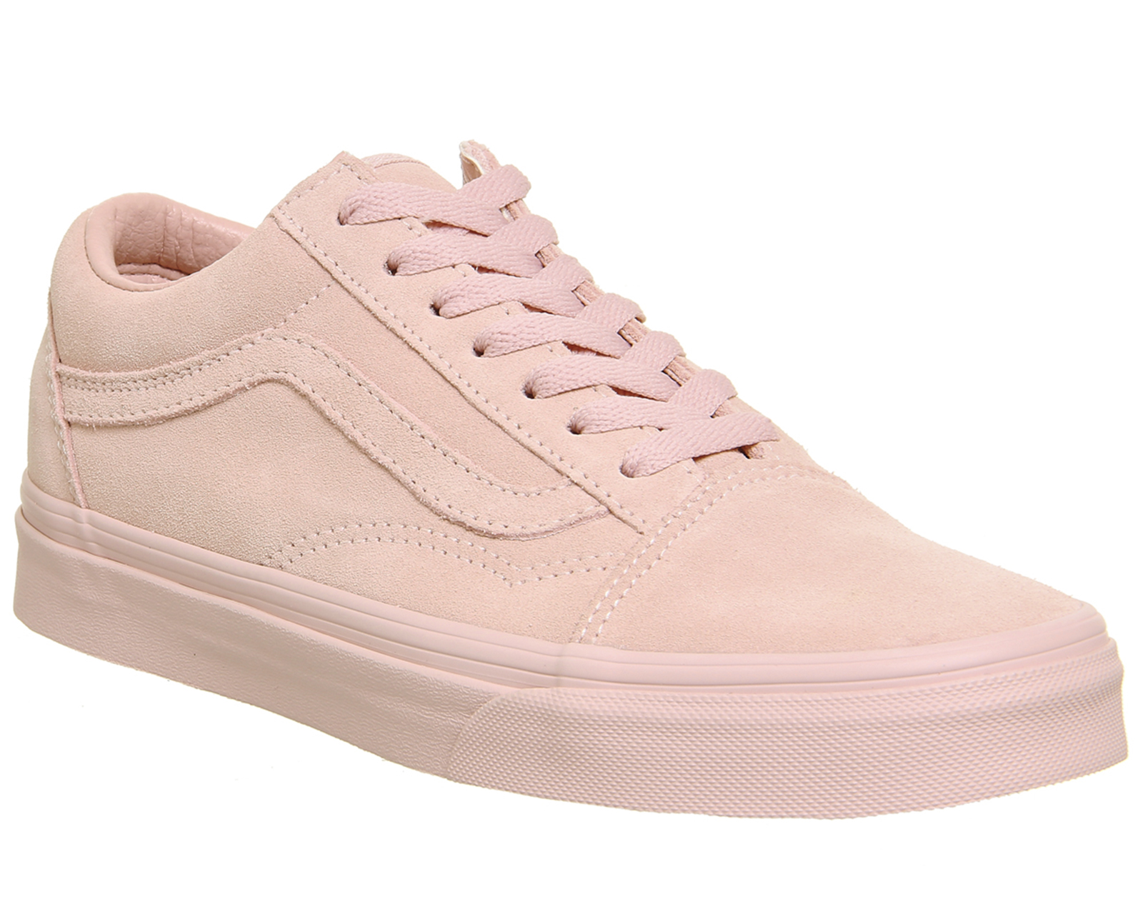 9f3b44c78b871c Sentinel Mens Vans Old Skool Trainers Peachskin Suede Exclusive Trainers  Shoes