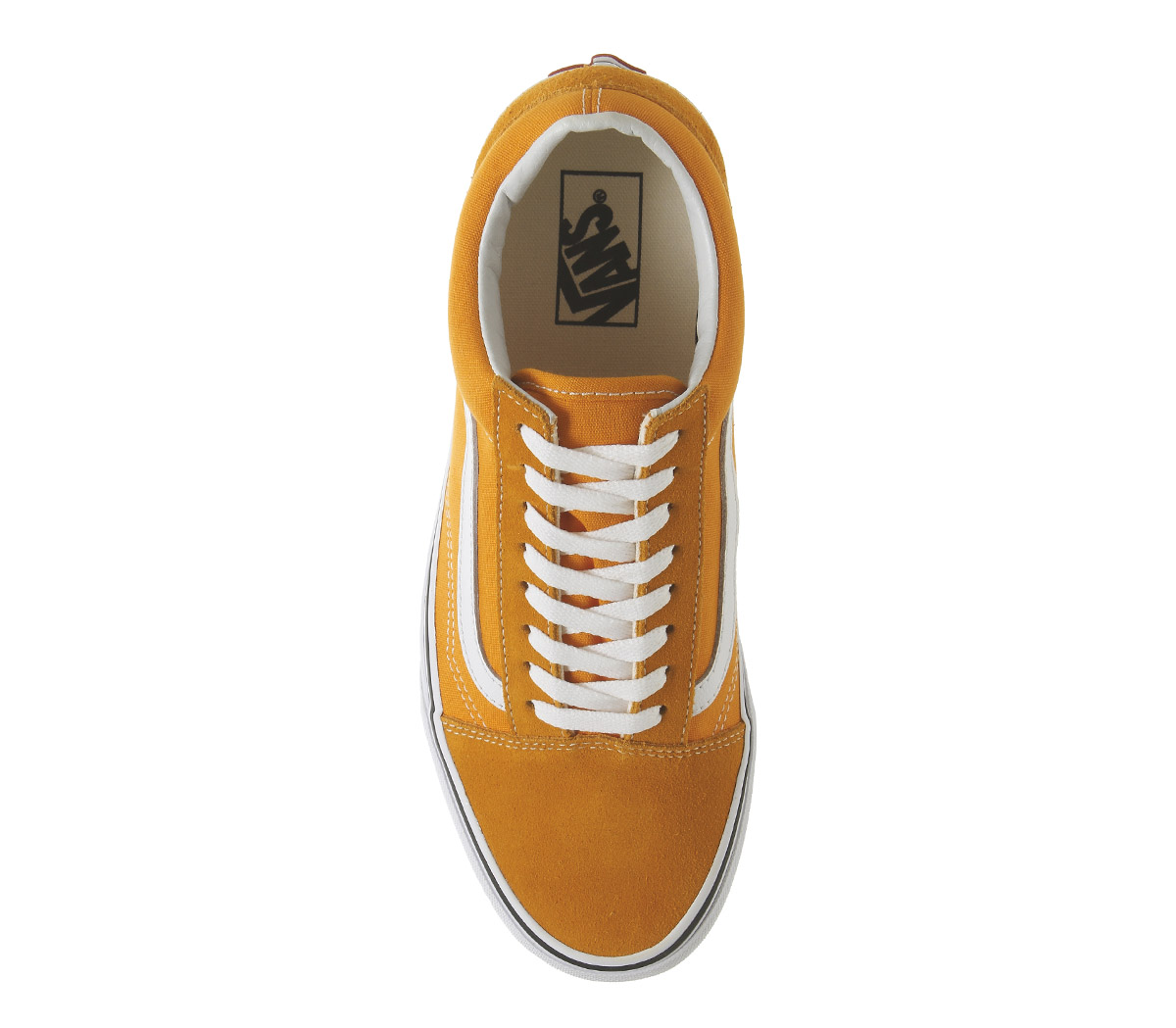 Vdw5qzvx Trainers Mens True Shoes Dark Cheddar White Vans Old Skool KJ1lFcT