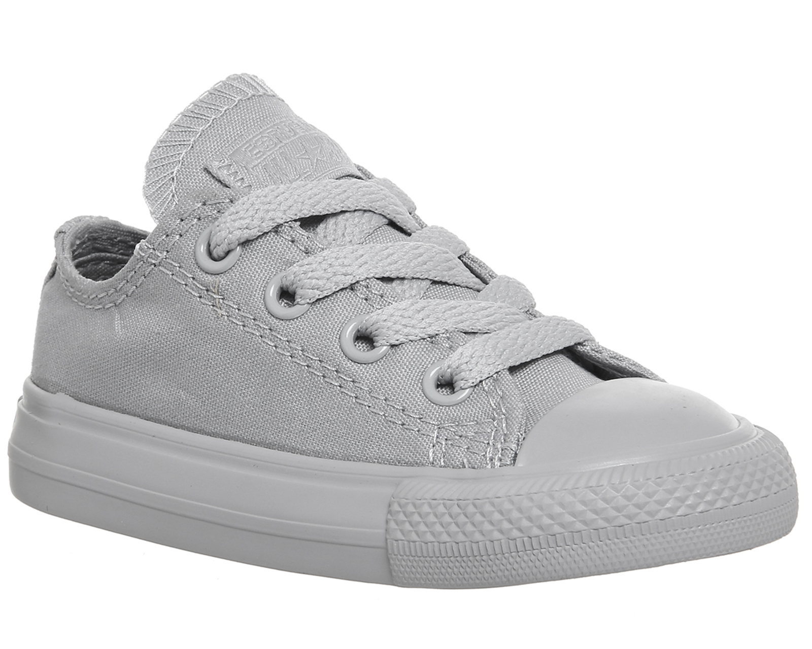 be29b9ec98f0 Sentinel Kids Converse All Star Low Infant Wolf Grey Exclusive Kids