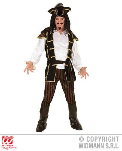 Achats de Noël Homme Homme Homme Mâle Capitaine Pirate Costume DéguiseHommes t Halloween Costume Adulte 482158