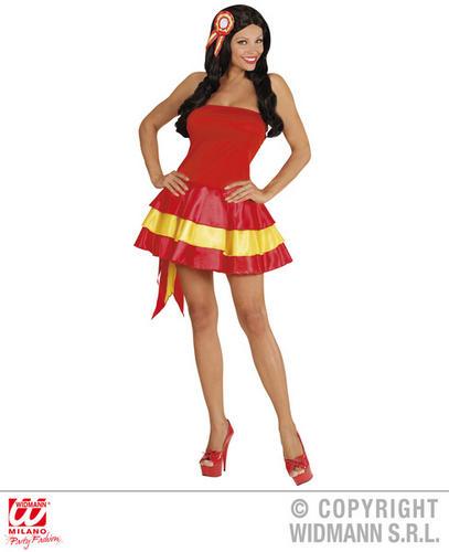 Da-Donna-con-la-Spagna-Spagnolo-Costume-Ragazza-pageant-vestito-da-adulto