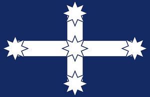 5Ft X 3Ft 5'X3' Flag  Eureka  (Australia) Australian