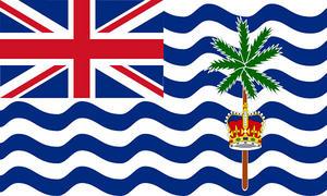 5Ft X 3Ft 5'X3' Flag British Indian Ocean Territory