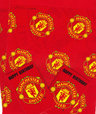 Manchester United Fc Man Utd Fc Gift Wrap Wrapping Paper & Tags