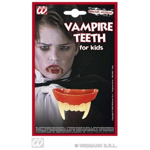 Childrens Kids Vampire Teeth Fangs Halloween Dracula Fancy Dress Prop Childs