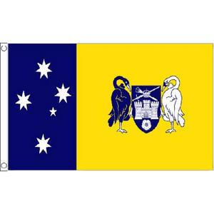 Australian Australia Capital Territory Small Flag 3ft x 2ft Oceania State