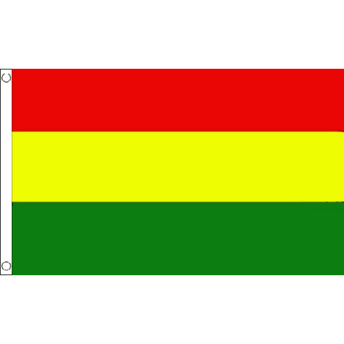 Red Yellow Amp Green Irish County Small Flag 3ft X 2ft