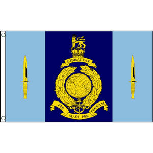 40 Commando Royal Marines Flag 5Ft X 3Ft British Military Navy Army Banner New