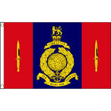 45 Commando Royal Marines Flag 5Ft X 3Ft British Military Elite Navy Banner New