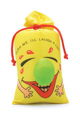 Funny Laughing Bag Fancy Dress Costume Novelty Toy Halloween Accessory Prop New