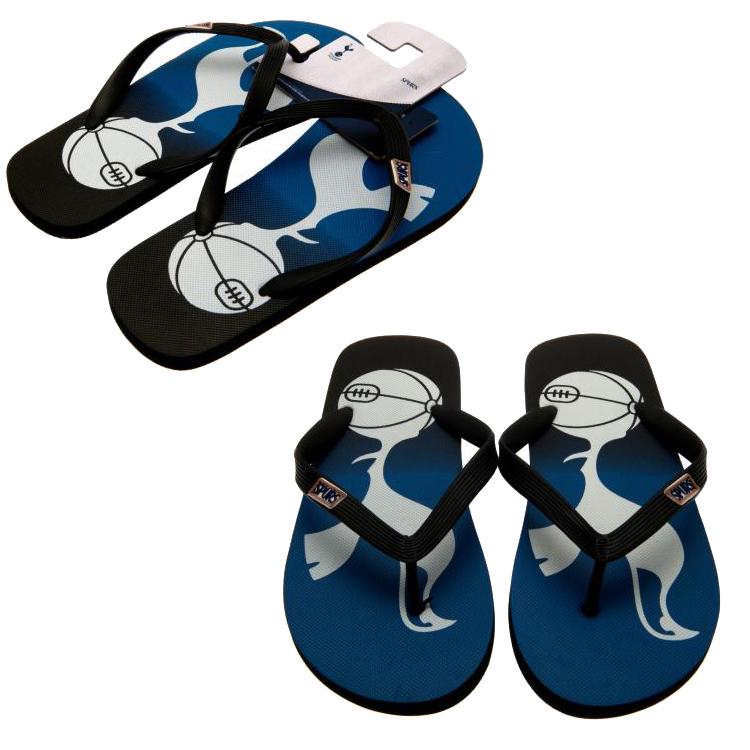 ef5fecf6253 Football soccer official flip flops slippers shoes childrens adult jpg  750x750 Soccer slippers