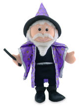 Merlin The Wizard Hand Puppet For Theatre & Story Time By Fiesta Crafts