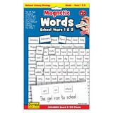 Magnetic Words & Board Game - School Years 1 & 2 - Fiesta Crafts