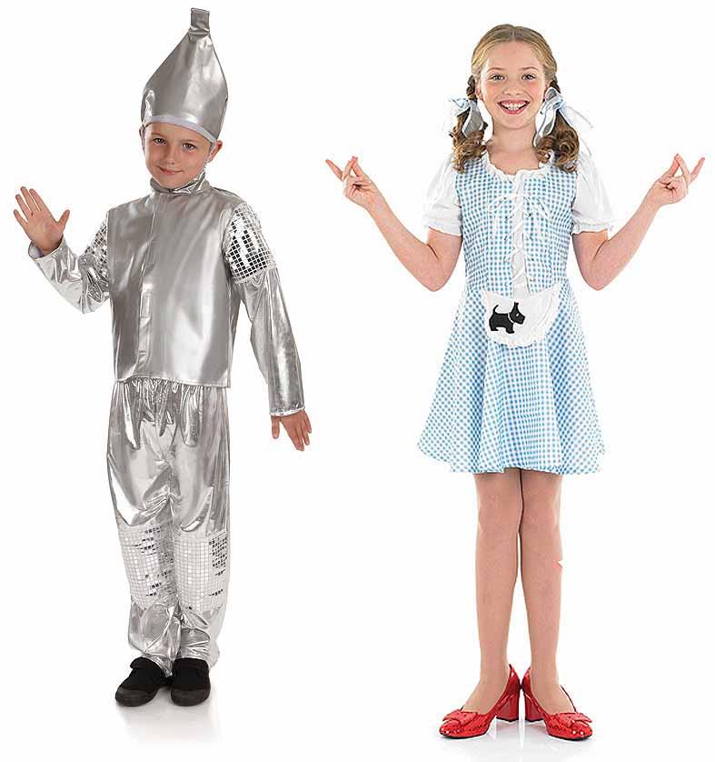 Sentinel Childrens Wizard Of Oz Fancy Dress Costumes Boy Girl Kids Book Week 4-12 Yrs  sc 1 st  eBay & Childrens Wizard Of Oz Fancy Dress Costumes Boy Girl Kids Book Week ...