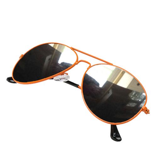 4ce0c7d062 Sentinel Orange Mirror Mirrored Retro Designer Sunglasses Mens Ladies Unisex