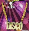 Disco Diva Necklace Saturday Night Fever John Travolta Fancy Dress