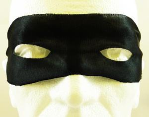 Masked Bandit Zorro Cloth Mask Fancy Dress