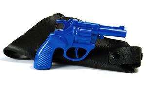 Gun & Holster Gangster Cowboy Sherrif Fancy Dress