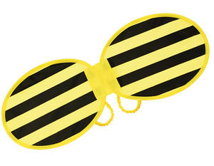 Bumble Bee Wings Insect Bee Fancy Dress Halloween