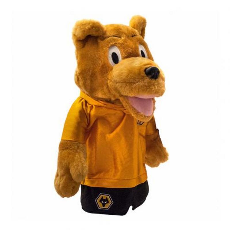 Wolverhampton Wanderers Fc Wolves Mascot Wood Headcover