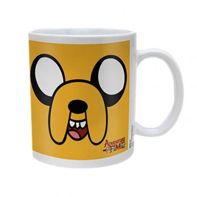 Adventure Time Coffee Tea Ceramic Mug