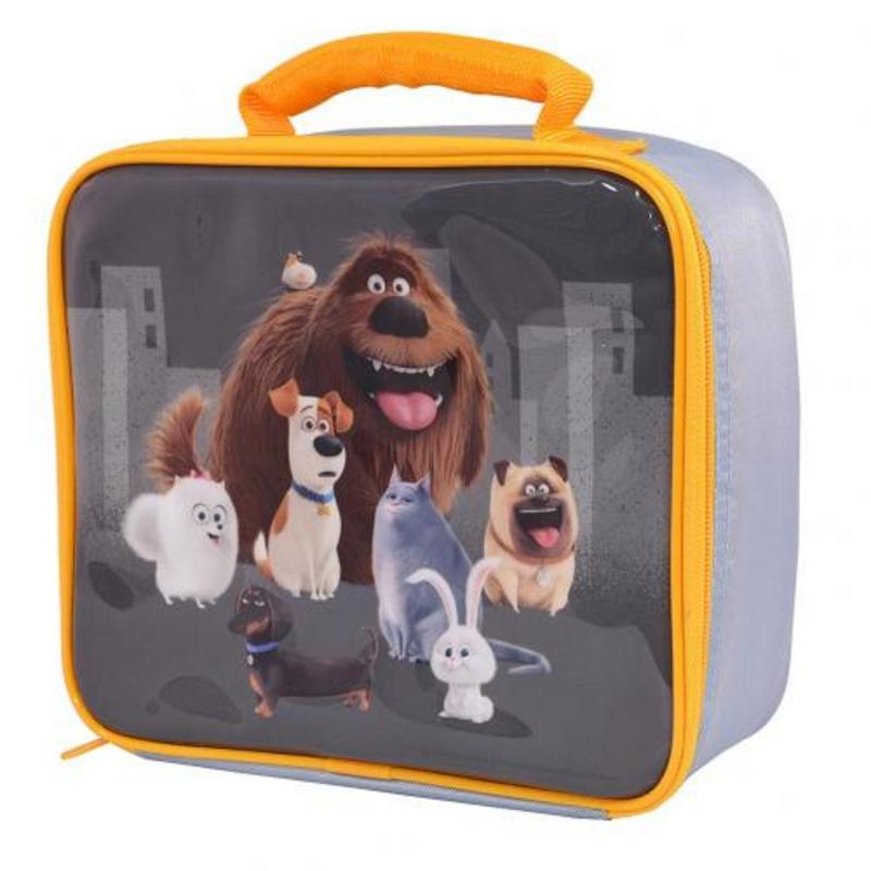 The Secret Life of Pets School Picnics Lunch Bag