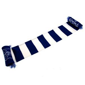 Everton Fc Bar Jaquard Supporters Scarf